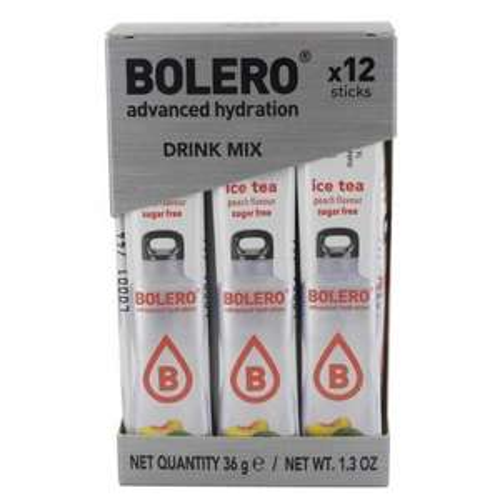 Bolero-Sticks 12Stk. Getränkepulver (Zuckerfrei) Verschiedene Sorten!
