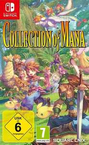 Collection of Mana - [Nintendo Switch]