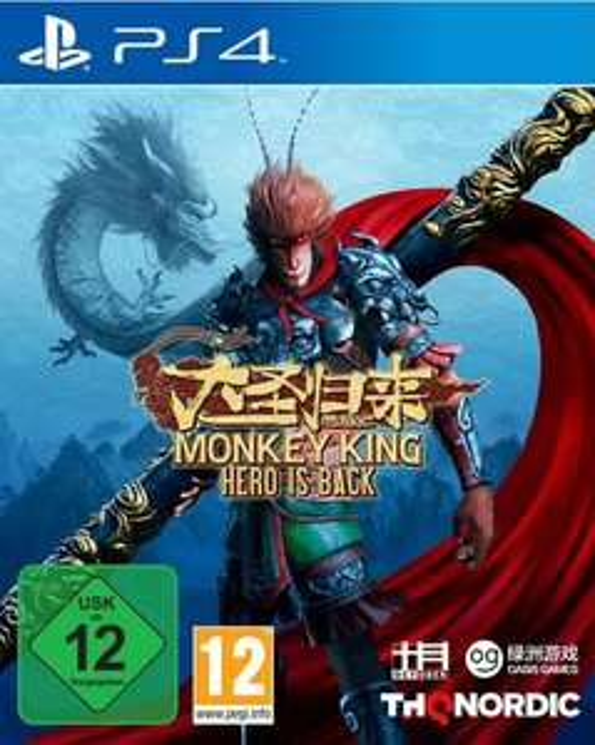 Monkey King: Hero is Back (PlayStation 4) zum affenstarken Preis bei Media Markt