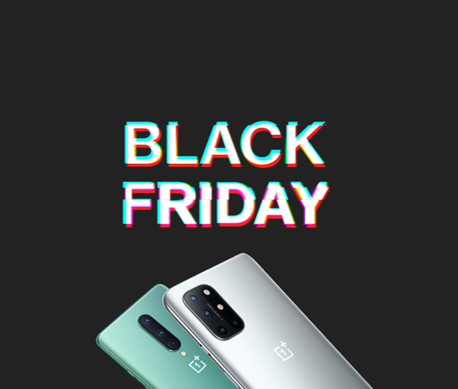 OnePlus BlackFriday Gutschein