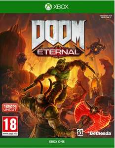 DOOM Eternal - (Xbox One / PS4 / PC) zum Slayer Preis bei Media Markt