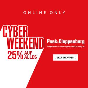 Peek & Cloppenburg: 25% Sofort Rabatt auf ALLES - ohne Mindesbestellwert + gratis Versand