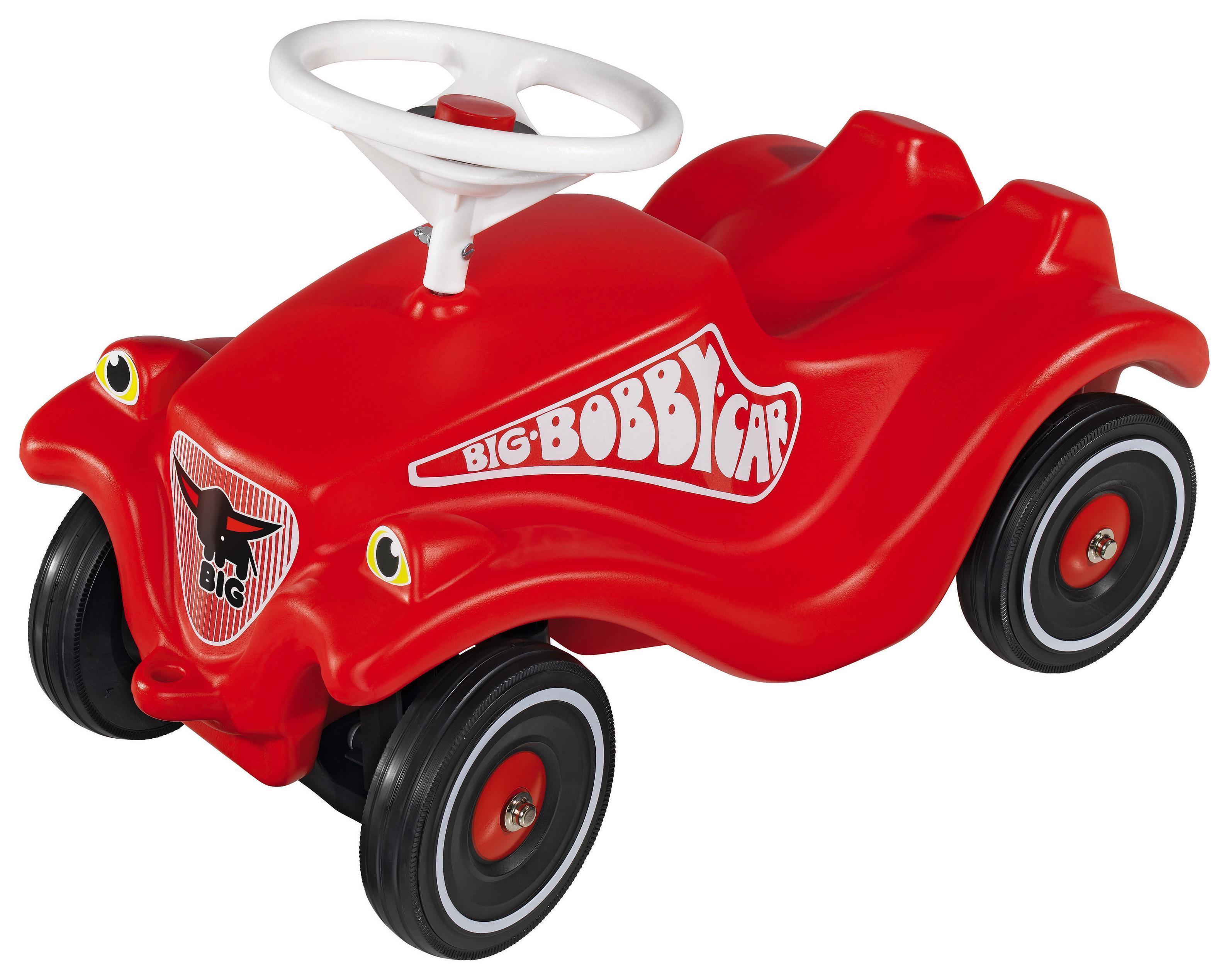 [Möbelix] Big Bobby-Car mit Flüsterrädern und Schuhschutz + 7€ Freebie nach Wahl um 29€
