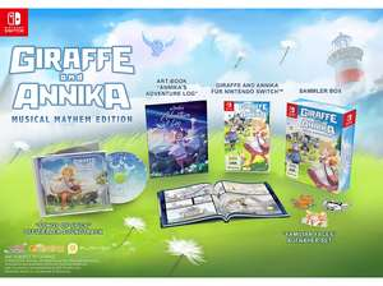 Giraffe and Annika Limited Edition - [Nintendo Switch]