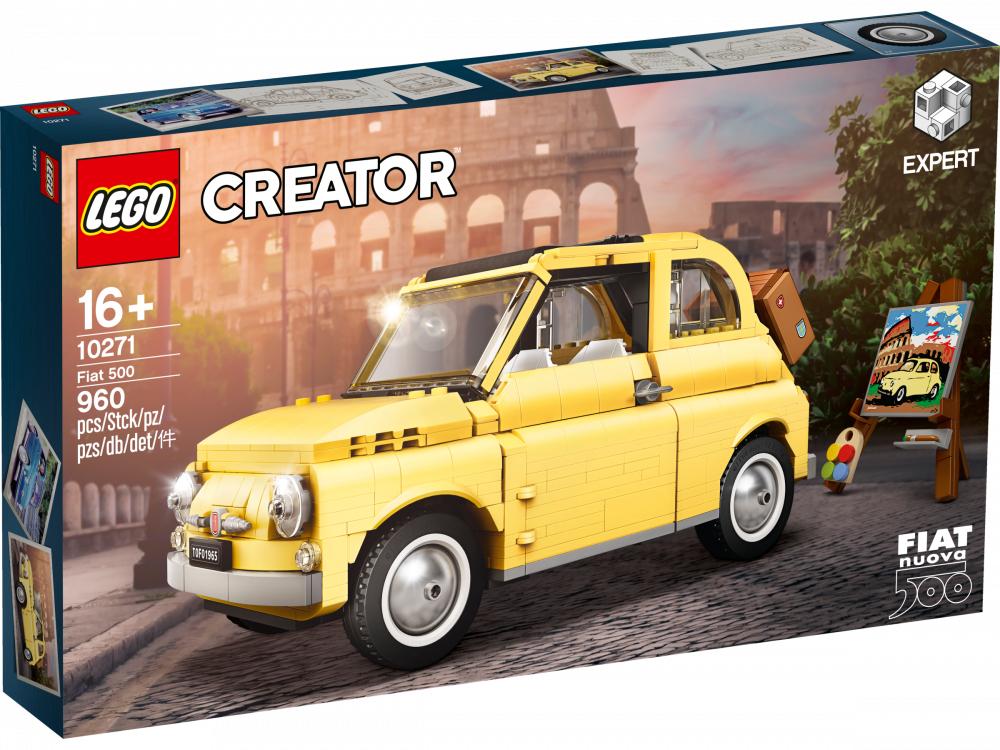 LEGO Creator Expert - Fiat 500 (10271)