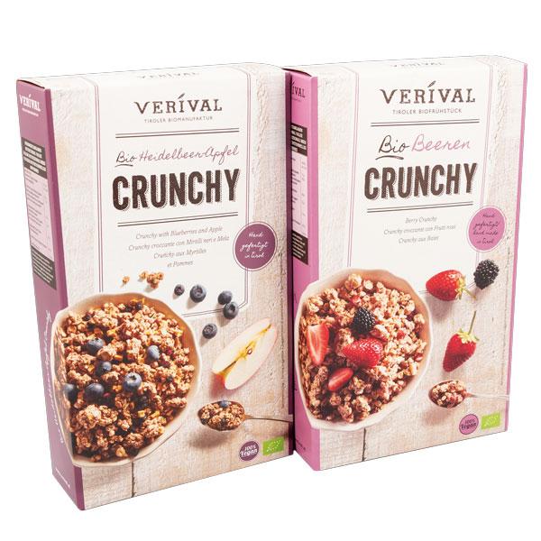 Verival Bio Crunchy Müsli (Adeg)