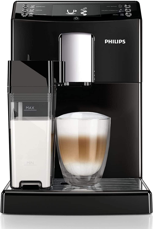 [Hofer] Philips EP3550/00 Kaffeevollautomat (Milchkaraffe, AquaClean) schwarz, lokal