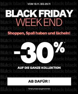 Black Friday bei PIMKIE