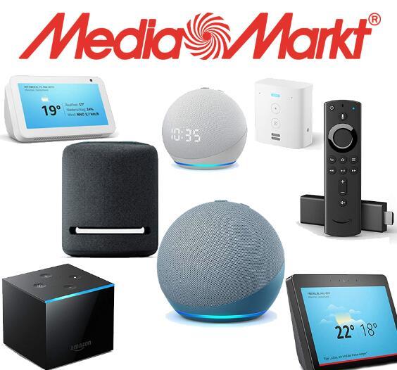 Media Markt: Amazon Geräte Sammeldeal, viele Geräte zu Bestpreisen