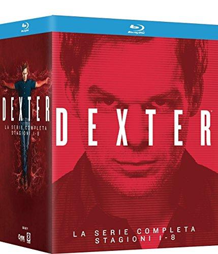 Dexter, Staffel 1-8, 32x Blu-ray