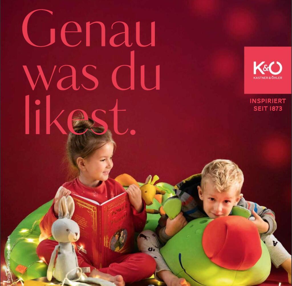 Kastner & Öhler - 20% auf ein Spielzeug