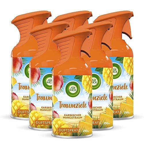 Airwick 6x karibischer Mango Traum (Spar-Abo)