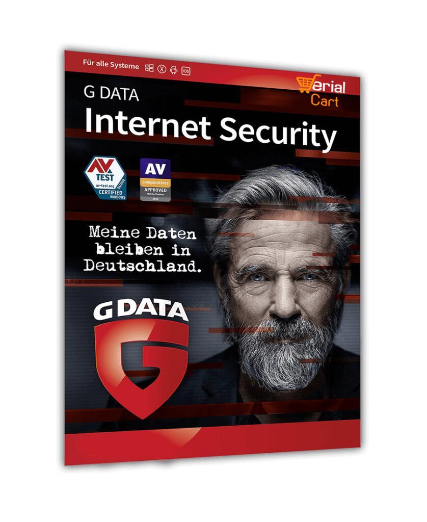 GDATA Internet Security 2021 - Großer Rabatt
