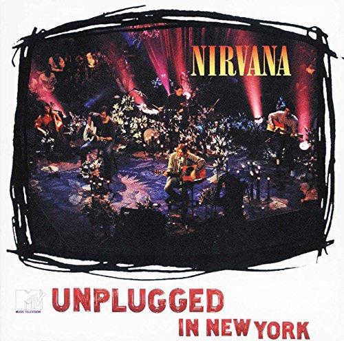 MTV Unplugged In New York - Nirvana (Back-To-Black-Serie) [Vinyl LP]