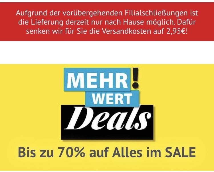 NKD bis -70% auf Sale