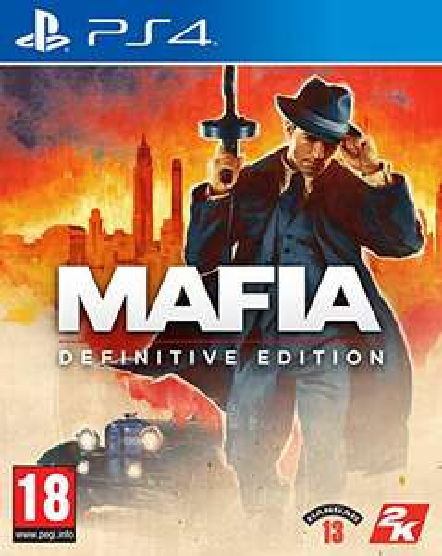 PS4 / Xbox One: Mafia: Definitive Edition um 15,50€