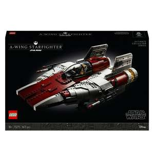LEGO Star Wars Ultimate Collector Series - A-Wing Starfighter (75275)