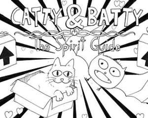 """Catty & Batty 2: The Spirit Guide"" (Windows / Linux PC) gratis auf itch.io"
