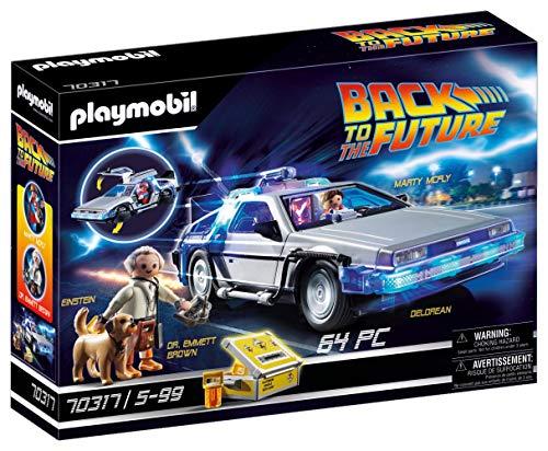 Playmobil Back to the Future 70317 DeLorean mit Lichteffekten