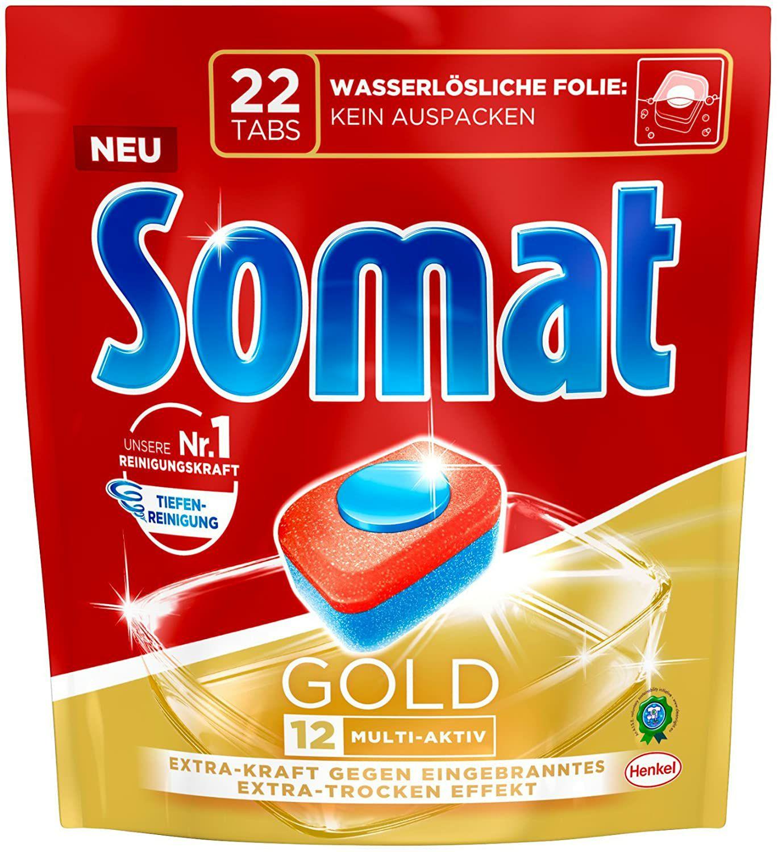 Somat Gold Tabs 8x 22 Stk (9,5 Cent / Tab
