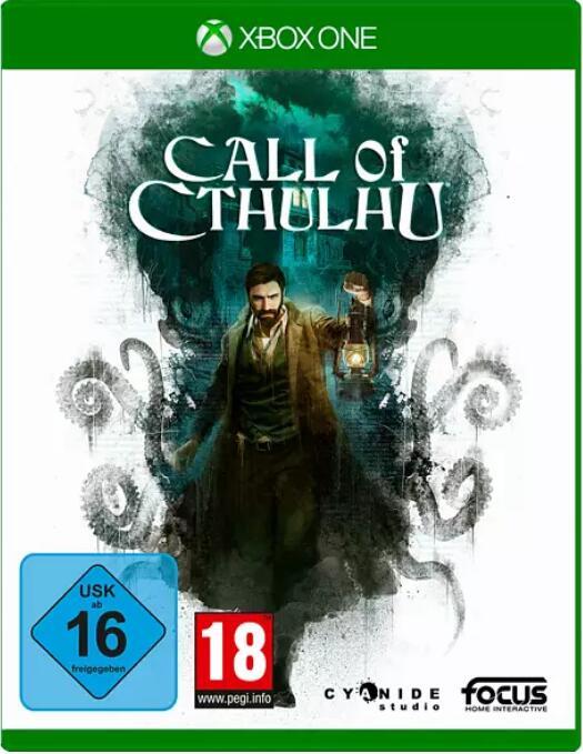 Call Of Cthulhu - (Xbox One / Series XIS) zum Träumerpreis bei Media Markt
