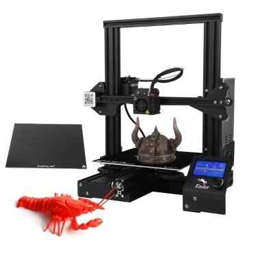 Creality Ender 3X Upgraded, 3D Drucker
