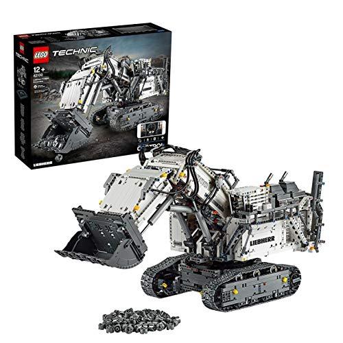 LEGO 42100 Technic Liebherr Bagger R 9800