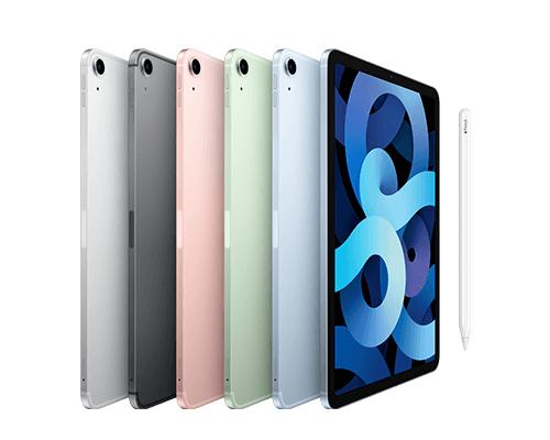 McShark: iPad Air 4 / 256 GB Wi-Fi