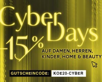 """Kaster & Öhler - 15% Rabatt auf """"Bekleidung"""" und """"Home and Beauty"""""""