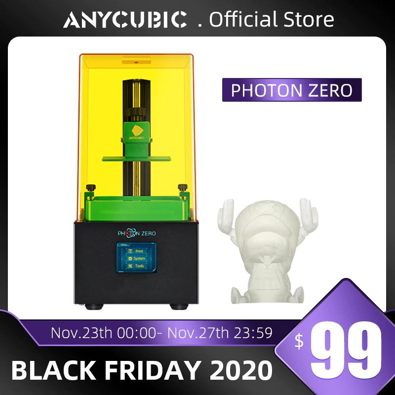 [Aliexpress] Anycubic Photon Zero um 84,85€ aus der EU