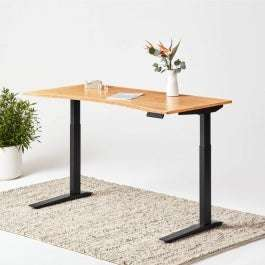 Fully -15% auf alles - Hochwertige höhenverstellbare Tische, zb Jarvis Bamboo