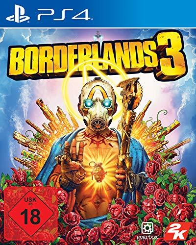 Borderlands 3 Standard Edition Playstation 4 (inkl. kostenlosem Upgrade auf PS5)
