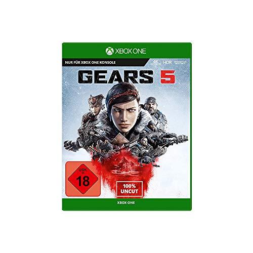 Gears 5 – Standard Edition [Xbox Series X, Xbox One]