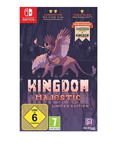 Kingdom Majestic - Limited Edition (Nintendo Switch)