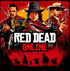 Red Dead Online - Standalone (PC/Playstation/Xbox)