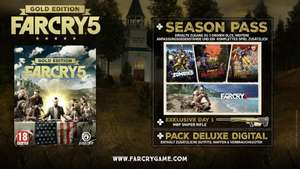 Far Cry 5 Gold Edition Black Friday Aktion bei Ubisoft!