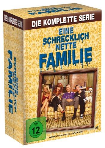 Eine schrecklich nette Familie - Die komplette Serie (DVD)