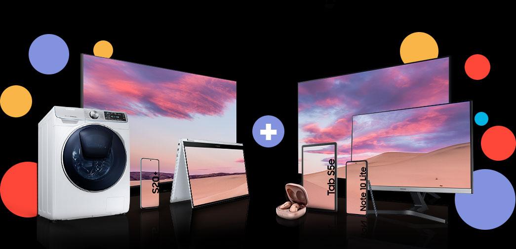 """Samsung Wunschkonzert z. B. S20+5g inkl 50""""UHD TV"""