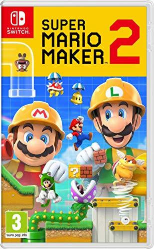 (Nintendo Switch) Super Mario Maker 2