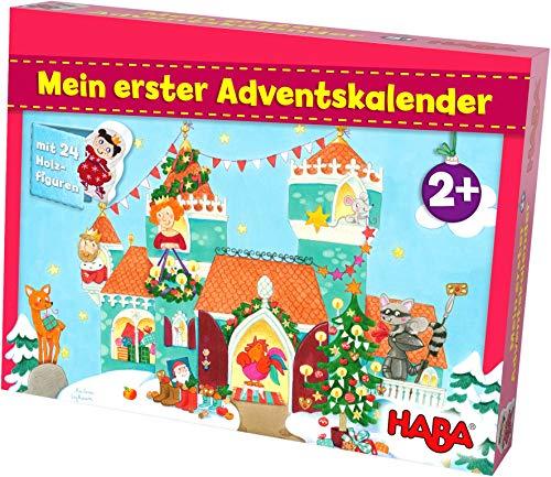 HABA Mein erster Adventskalender Im Prinzessinnenschloss