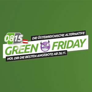 0815 Green Friday Angebotsüberischt