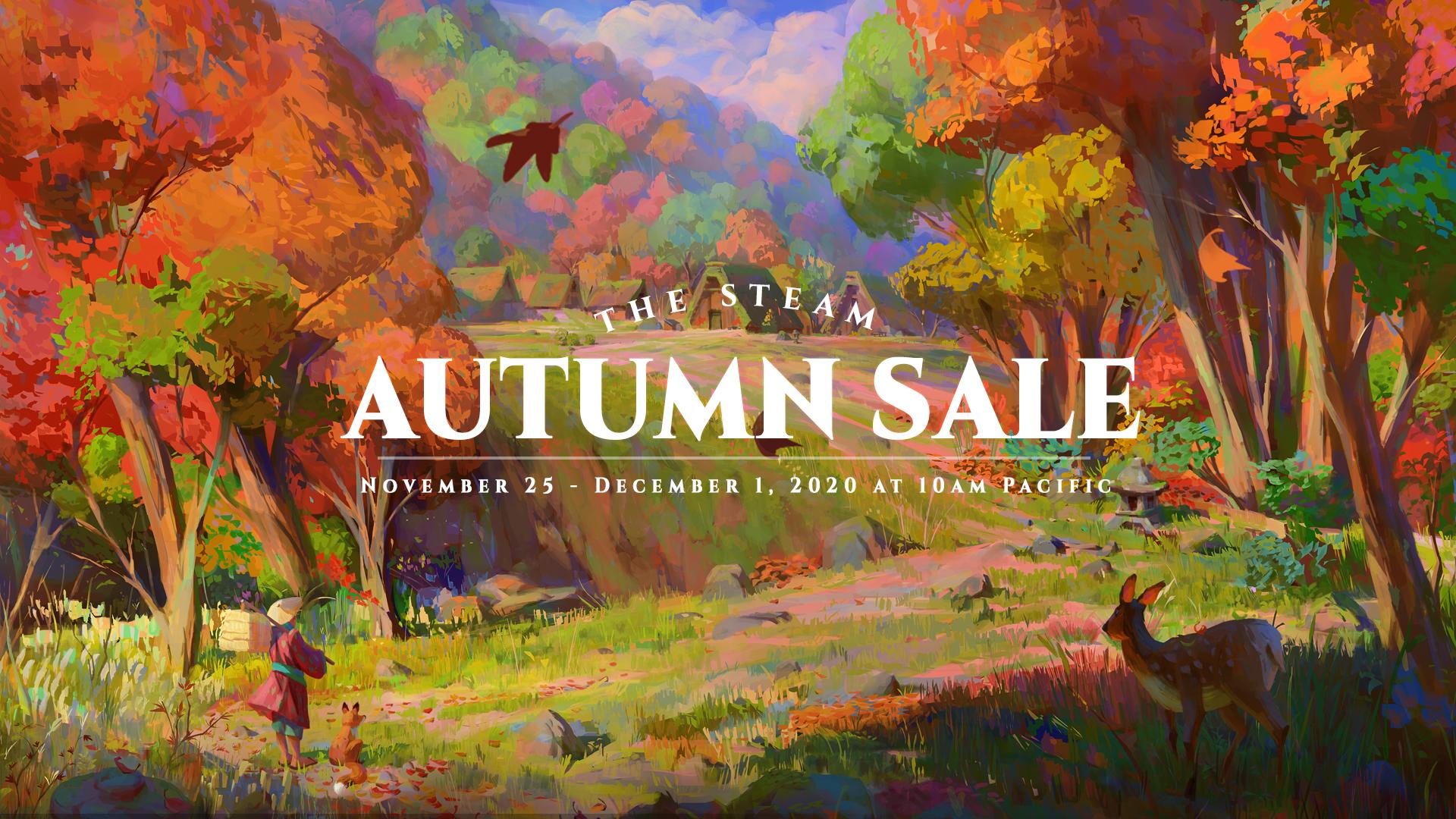 Herbstsale auf Steam