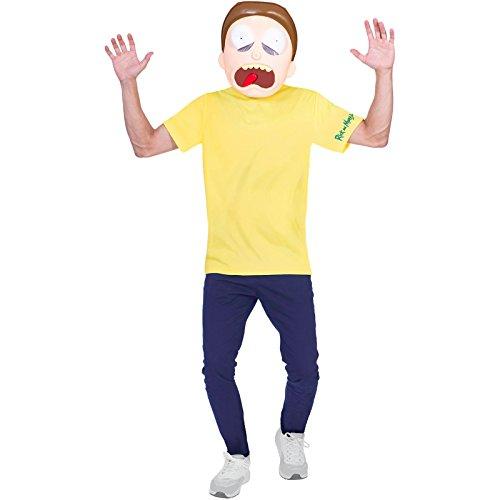 amscan Morty Kostüm in Größe XL