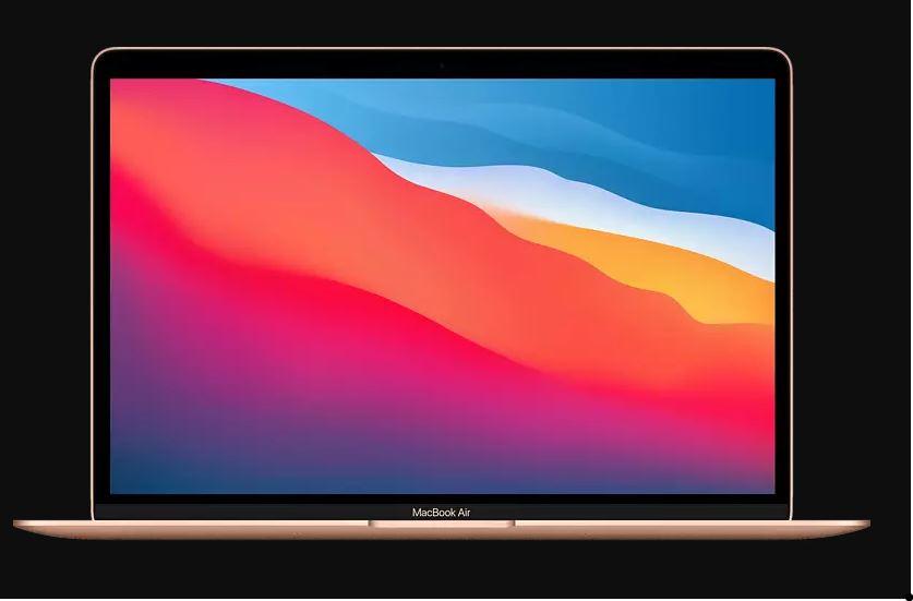 Apple M1 2020 div. Modelle zb. Macbook Air 256GB/8GB bei McShark