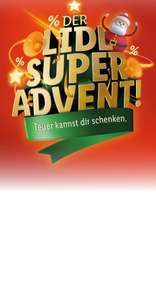 [Lidl Super Advent] SodaStream-Aktion | Tauschzylinder / Zusatzzylinder