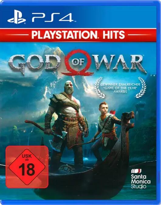 Playstation Hits (PS4) um 9,99: God of War, Ratchet & Clank, Gran Turismo, Horizon Zero Dawn, Uncharted, Until Dawn, .... bei Media Markt