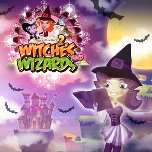 """""""Secrets of Magic 2: Witches and Wizards"""" (Windows PC) gratis auf IndieGala"""