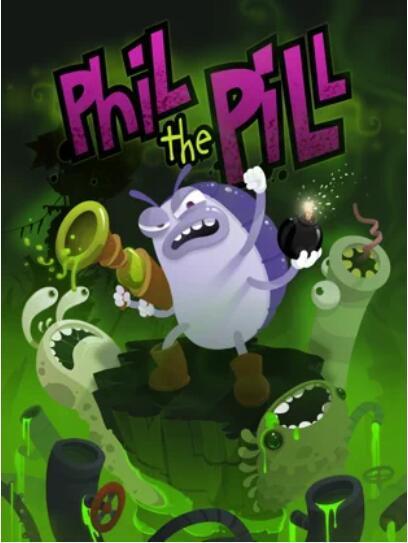 Phil the Pill kostenlos für iOS