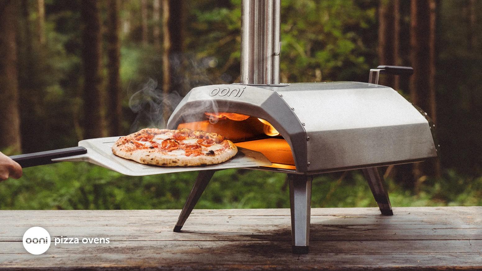 Ooni Pizzaofen Black Friday Deal -20% auf Alles