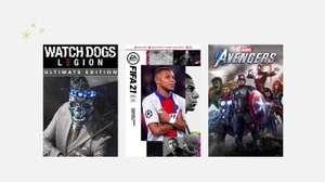 Bis zu 50% auf Microsoft Hunderte Xbox Games